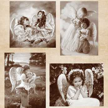 Nellie´s Vintage Angel Praying