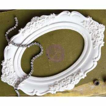 Prima Resin Frame Chantilly Royal