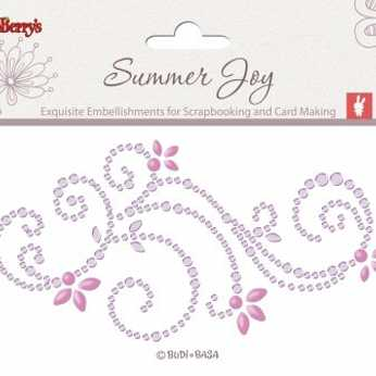Scrapberry´s Adhesive Gems For Wedding