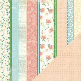 Making Memories Pattern Stripe