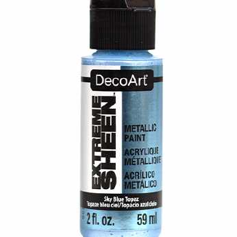 DecoArt Extreme Sheen Sterling Silver
