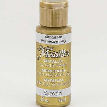 Dazzling Metallic Acrylic Paint Royal Ruby