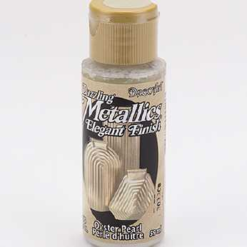 Dazzling Metallic Acrylic Paint Dark Patina