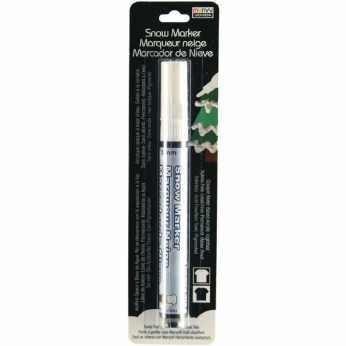 Marvy Snow Marker Pen