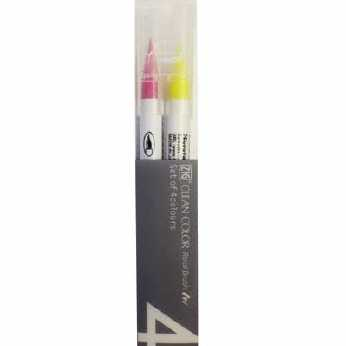 Zig Set Clean Color Real Brush Pure Colours