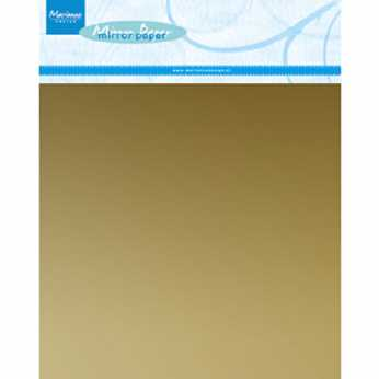Marianne Design Mirror Paper gold