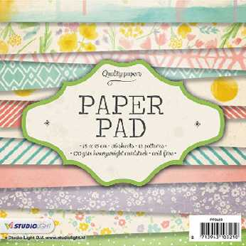 Craft & You Design New Baby Born Paper Pad 12x12""