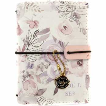 Prima Traveler´s Journal Lavender Frost