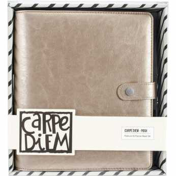 Carpe Diem A5 Planner Boxed Set Platinum