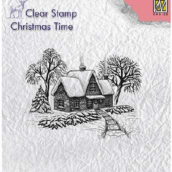 Nellie´s Choice Clearstamp CT022