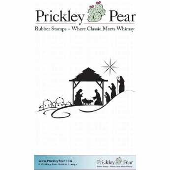 Prickley Pear Cling Penguin Flourish