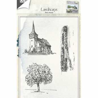 Tim Holtz Stempel Collection christmas miracle
