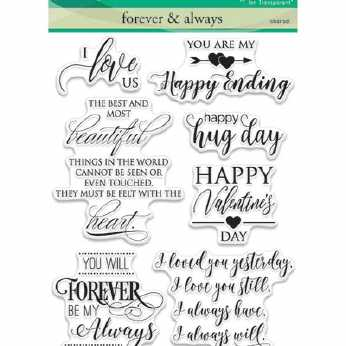 Bundle of Joy New Arrival Clear Stamps