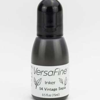 Versafine klein Satin Red