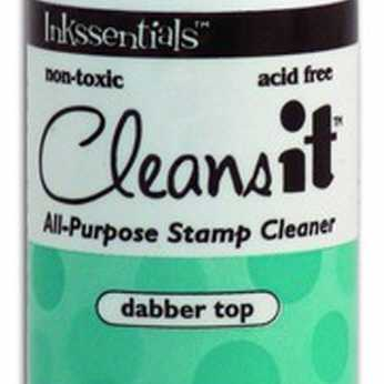 Ranger Cleans It All Purpose Stamp Cleaner