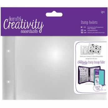 Creativity Essentials A6 Stamp Pockets