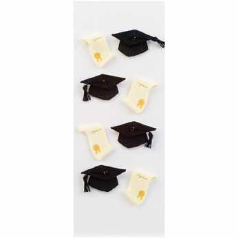 Little B Sticker Mortar Boards