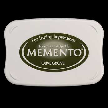 Memento Ink Pad Cottage Ivy
