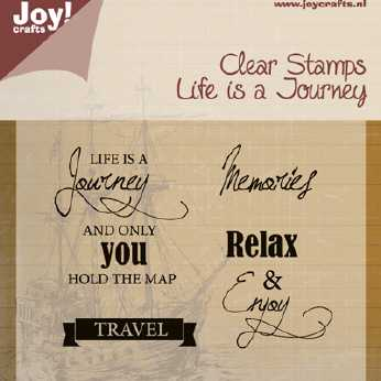 Joy Crafts Life is a Journey