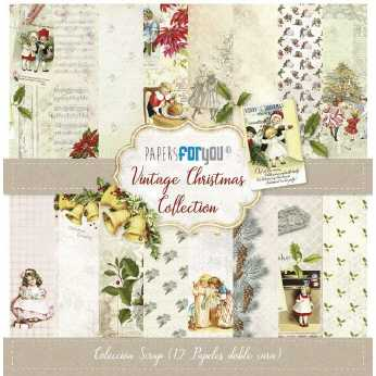 CraftEmotions Christmas Nature Paper Stack